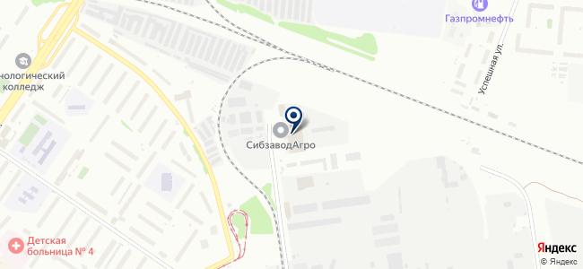 Русэлектромонтаж, ООО на карте