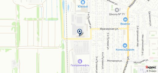 Теплоконтроль, ООО на карте