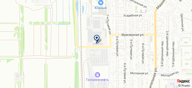 Эталон, ОАО на карте