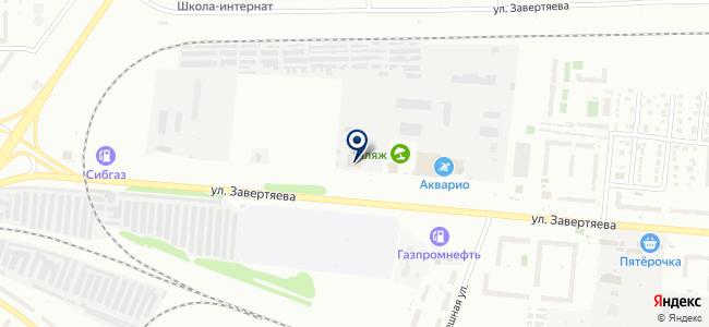 СибГидроСтрой, ООО на карте