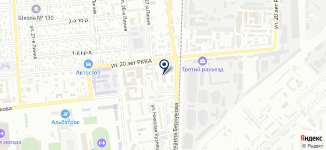 Аквакомфорт на карте
