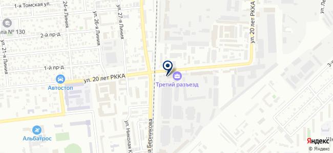 ПТ-Ресурс на карте