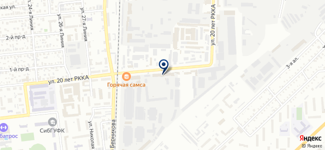 Супермаркет Кондиционеров на карте