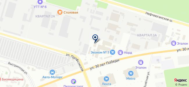 Техно-Маркет на карте