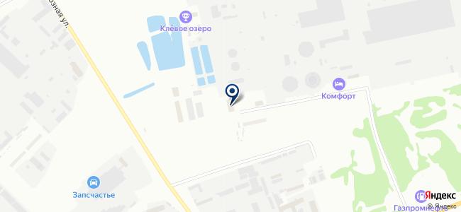 ГиК-авто, ООО на карте