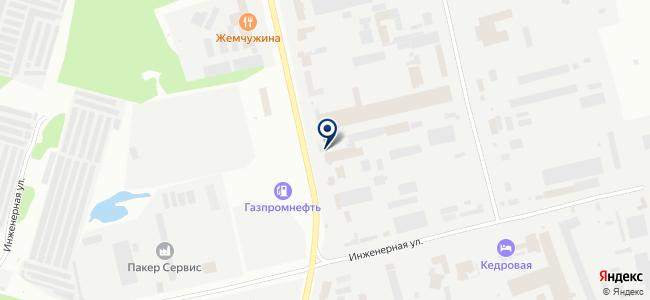 ТВС, ООО на карте