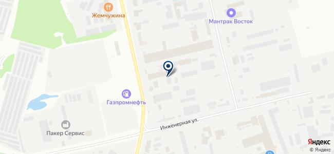 Промэлектроснабжение, ООО на карте