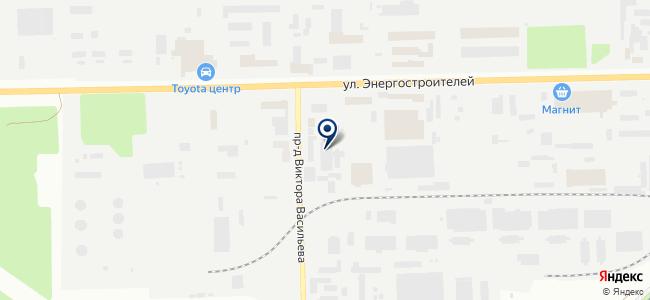 Центр Малой Механизации на карте
