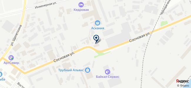 БИН-Север, ООО на карте