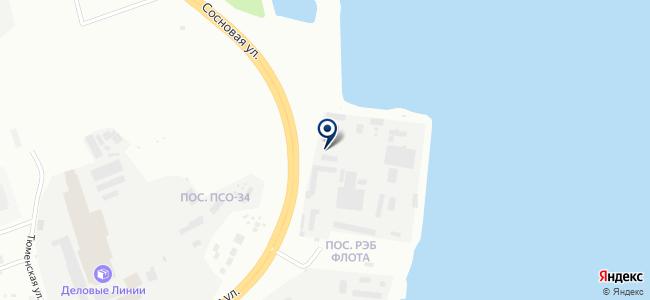 КС, ЗАО на карте