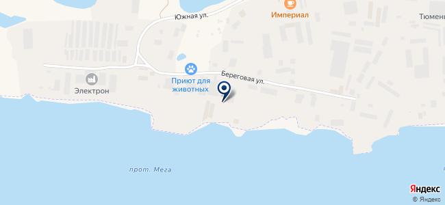 Инженерный Строительный Сервисный Центр, ООО на карте