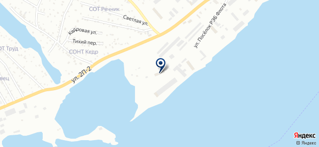 АвтоДин на карте