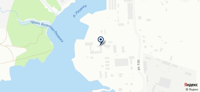 Энергоспецстрой, ЗАО на карте