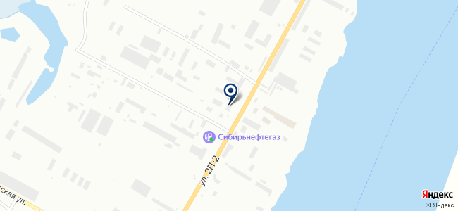 Юграэлектромонтаж, ЗАО на карте