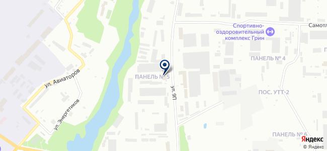 ГЭС-Стандарт, ООО на карте