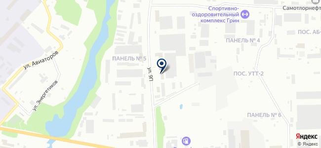 ЮграСтройСервис, ООО на карте
