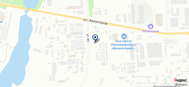 Наладчики, ООО на карте