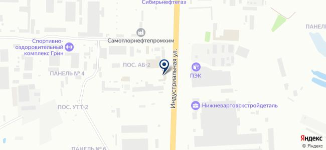 Электротех на карте