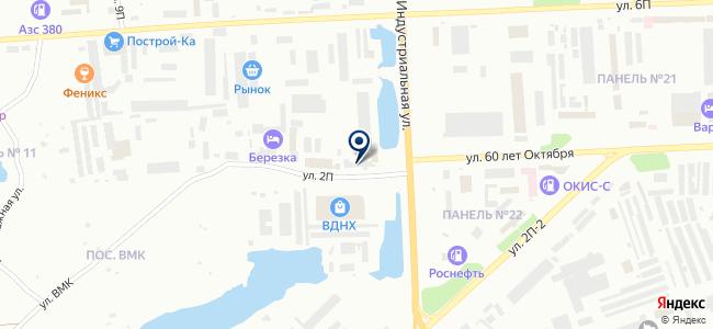 Стройконсалтинвест, ООО на карте