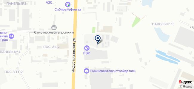 Уралмонтажавтоматика, ОАО на карте