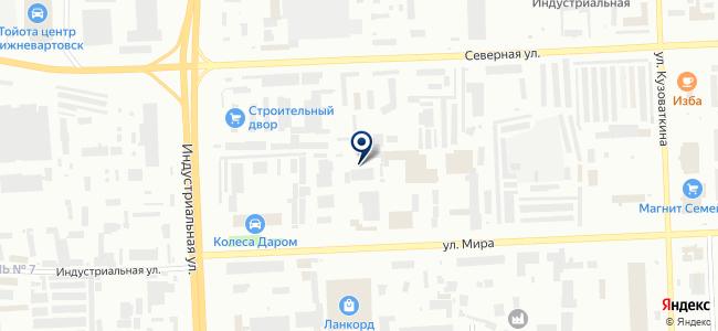 СКМ, ООО на карте