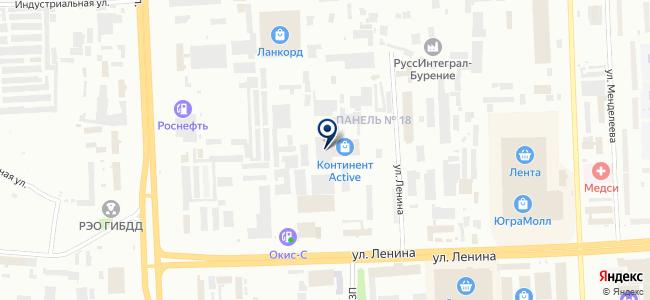 Диамид на карте
