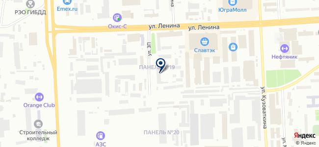 ЭЛКОМ, ЗАО на карте