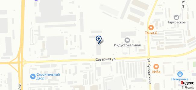 Комплект-Сервис на карте