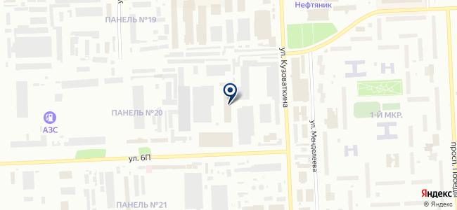 АтлантАвтоСервис на карте