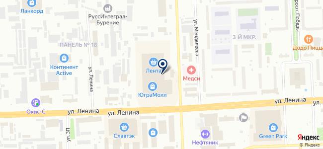 Нефтегазмонтажавтоматика, ООО на карте