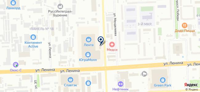 Эндресс+Хаузер, ООО на карте