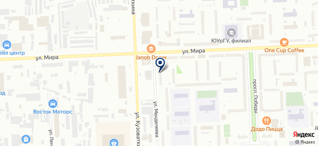Энотэк, ООО на карте