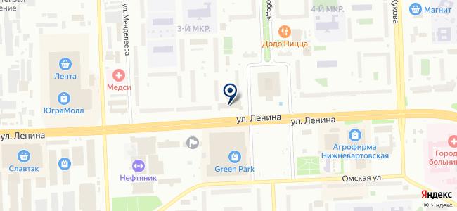 ЭксПроС, ООО на карте