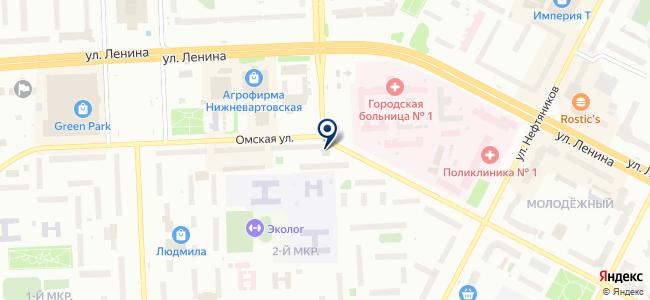 Твэл, ООО на карте