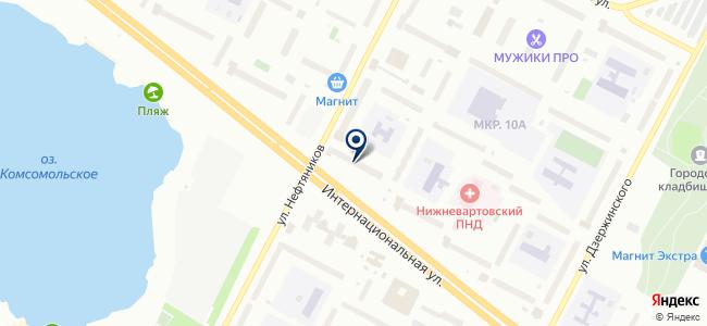 Сибнефтегаз, ООО на карте