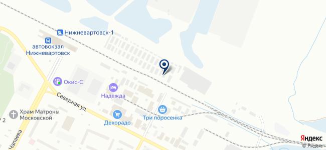 ЭлектроТехнологии, ООО на карте