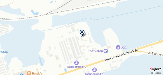Сибэлектроснаб на карте