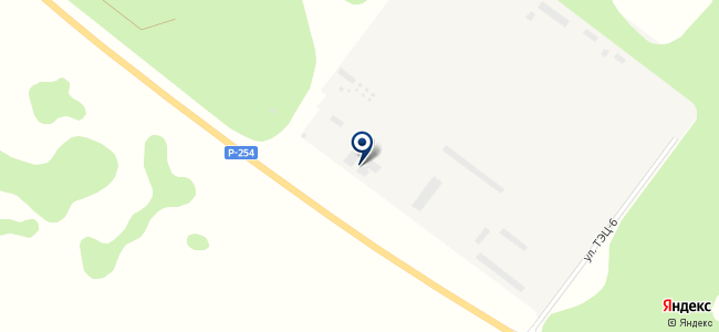 Ремонтэнергомонтаж и сервис, ОАО на карте