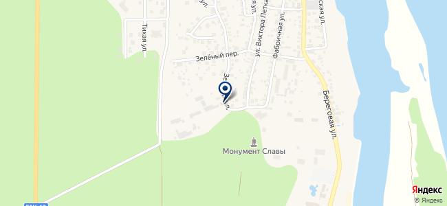 ТеремСтрой, ООО на карте