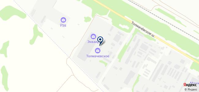 Комплектация, ЗАО на карте