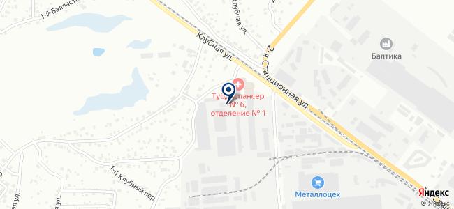 ОМАКС Групп на карте