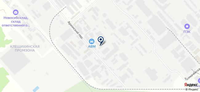 Союзкабель, ООО на карте