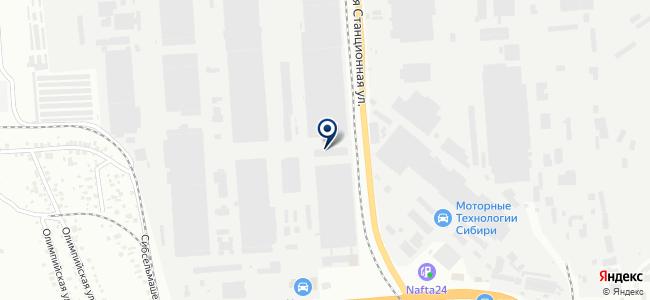 Рекон-Т, ЗАО на карте