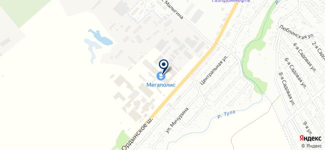 Галерея Техники на карте