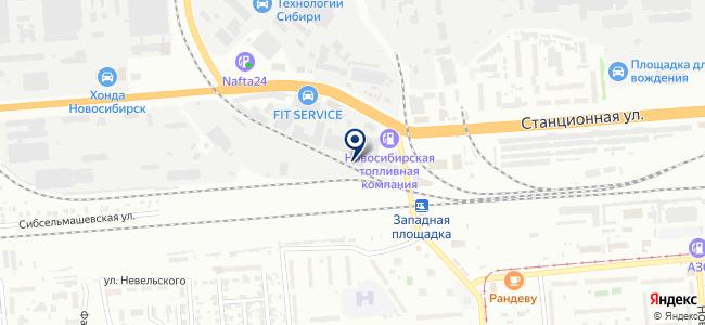 Техно-МИКС, ООО на карте