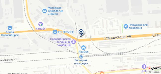 АБС Энергия, ООО на карте