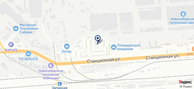 РусЭнергоМир на карте