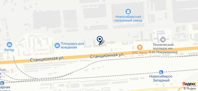 РосЭнергоРесурс, ООО на карте