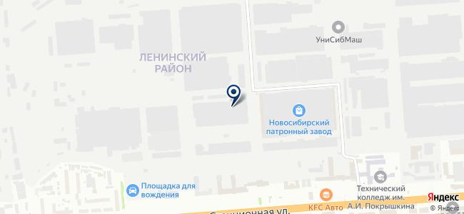 НОВЭК, ООО на карте