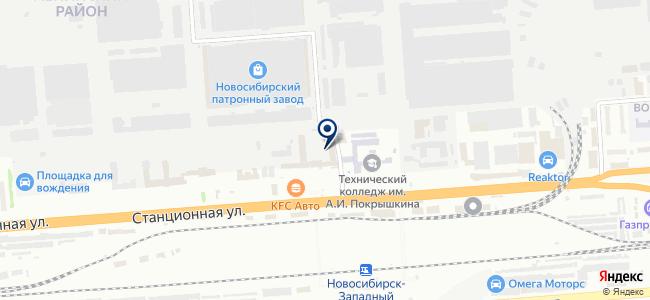 Вестком, ООО на карте